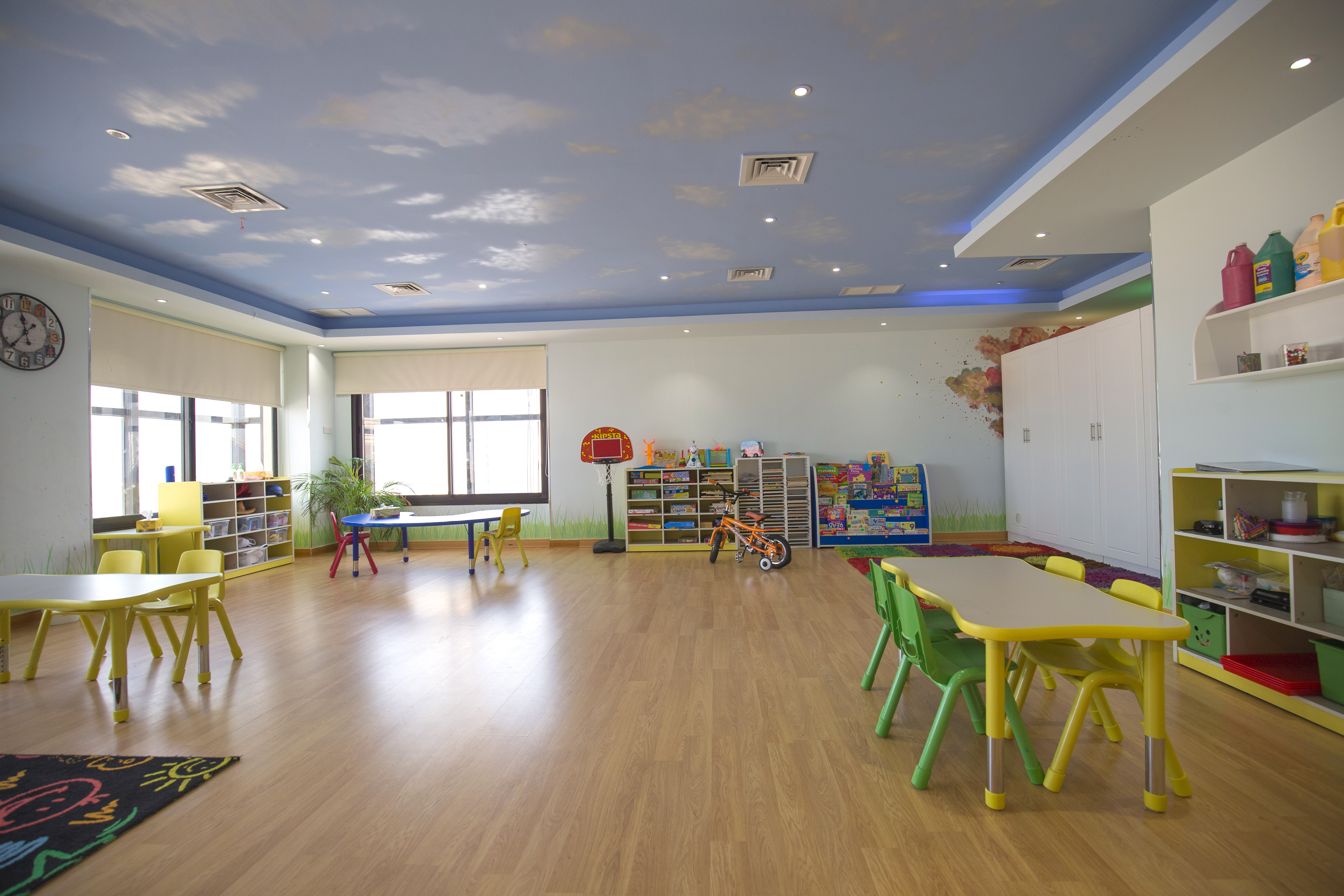 autism-partnership-kuwait-office-playground